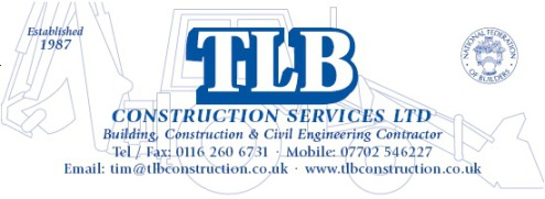 TLB Construction Services Ltd