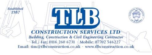 TLB Construction Services Ltd